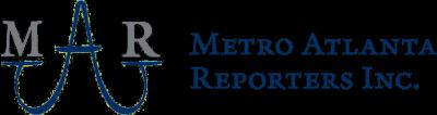 Metro Atlanta Reporters Logo