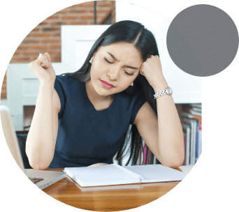 Paralegal frustrated with the deposition process